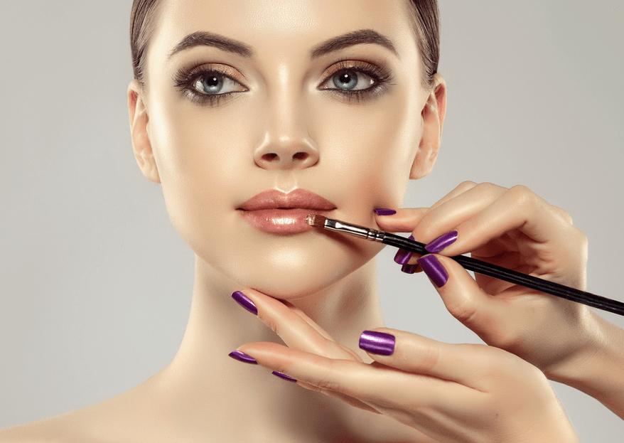 Maquillaje de labios para novias: prepáralos para el gran día con estos tips