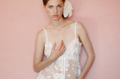 Brautlingerie 2013 – welche Brautdessous passen zur Braut?