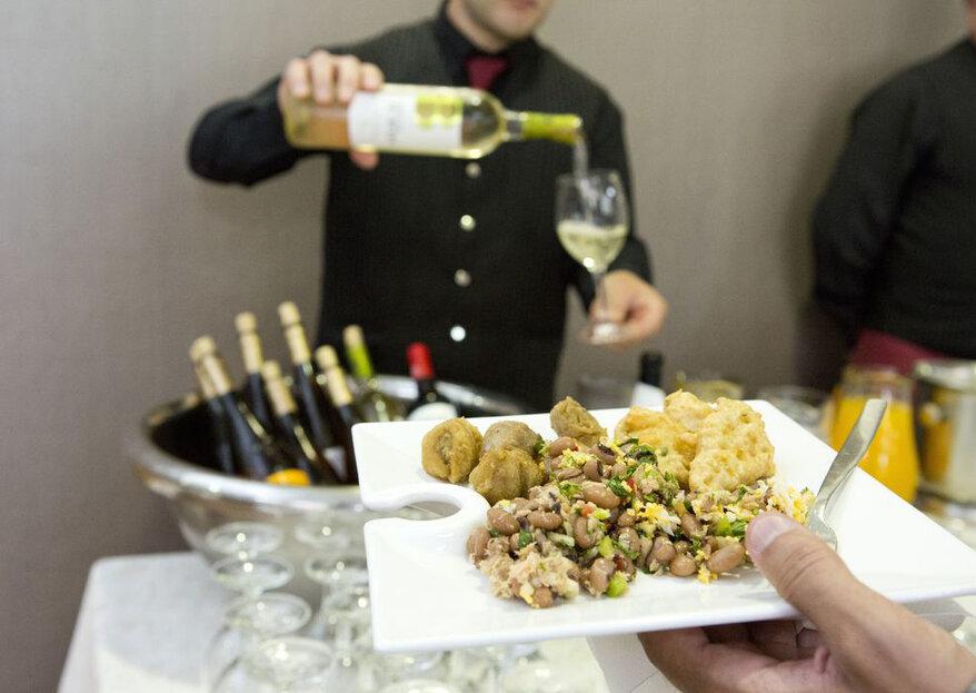 """JAlmeida Catering e Quinta do Geraldino: um evento """"delicioso"""" num cenário dos deuses"""