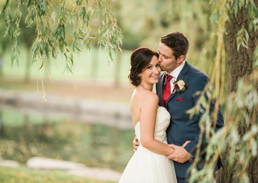 Herói inesperado: um noivo salvou uma criança de se afogar durante a sessão de fotos do seu casamento!