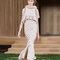 Defile Chanel en Paris Fashion Week Spring-Summer 2016.