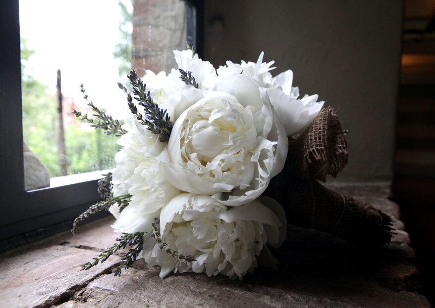 Alberto Menegardi Flower Designer: l'arte di creare magnifici allestimenti floreali