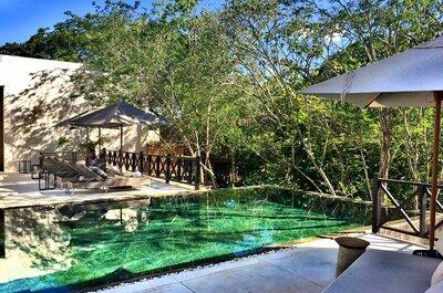 ¡El mejor hotel del mundo está en Yucatán! El lugar ideal para una luna de miel wow