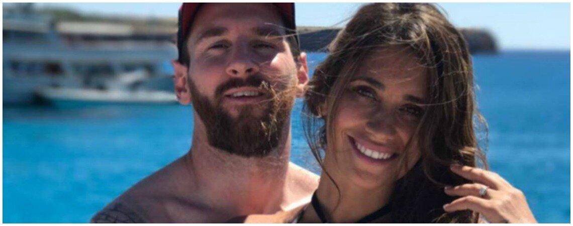 Todo los detalles que conocemos del matrimonio entre Leo Messi y Antonella Roccuzzo