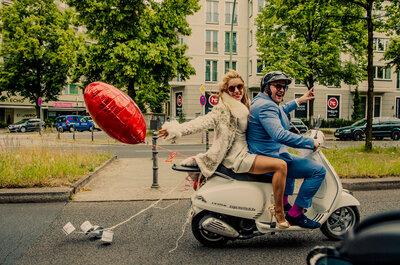 Die sommerliche Traumhochzeit von Laura & Miki mitten in Berlin – Verträumt & unvergesslich