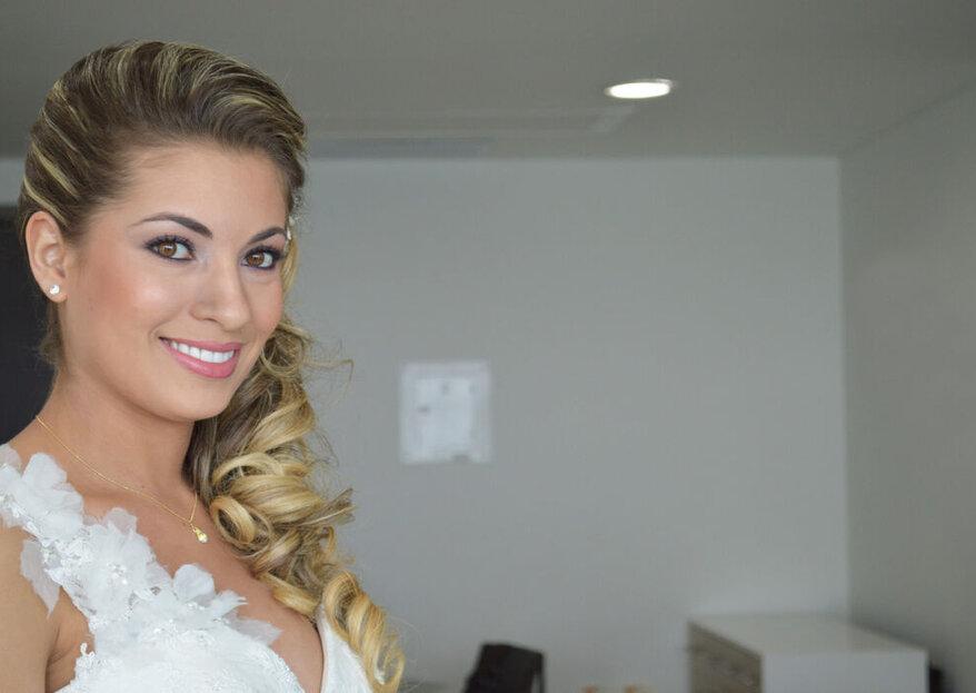 Peluquería Mónica Cruz, el lugar ideal para novias en Cartagena