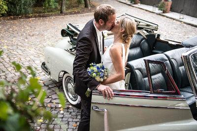 Die 5 typischen Gedanken, die jede Braut kurz vor der Hochzeit hat!