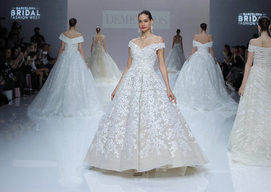 Valmont Barcelona Bridal Fashion Week 2020, ¡ahora en formato digital!