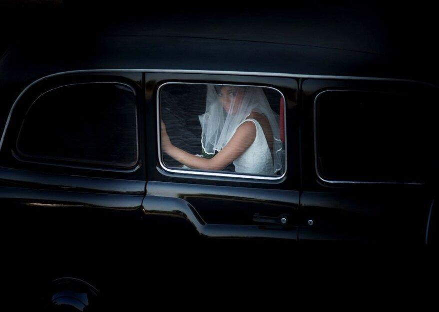 """La fotografia nuziale è """"donna"""" negli scatti di Valeria Santoni..."""