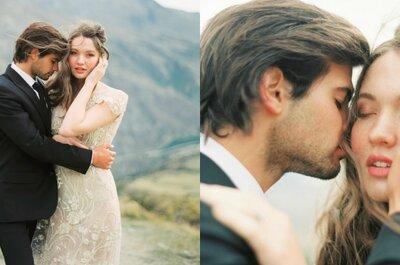 7 идей для свадебной фотосессии: расскажите свою историю любви!