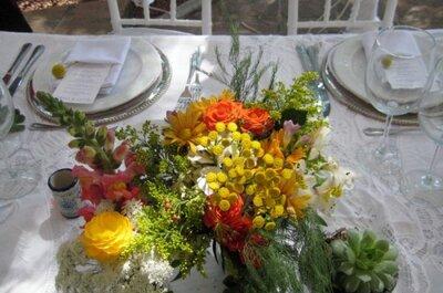 Creatividad de principio a fin en tu boda: Crea Global Eventos se anima a armarte la boda perfecta