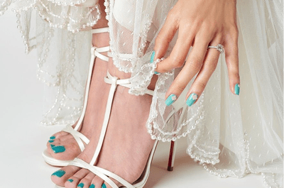 Sapatos de noiva 2016: 8 tendências TOP da temporada!