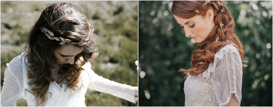 Best Hairstyles For Brides With Curly Hair
