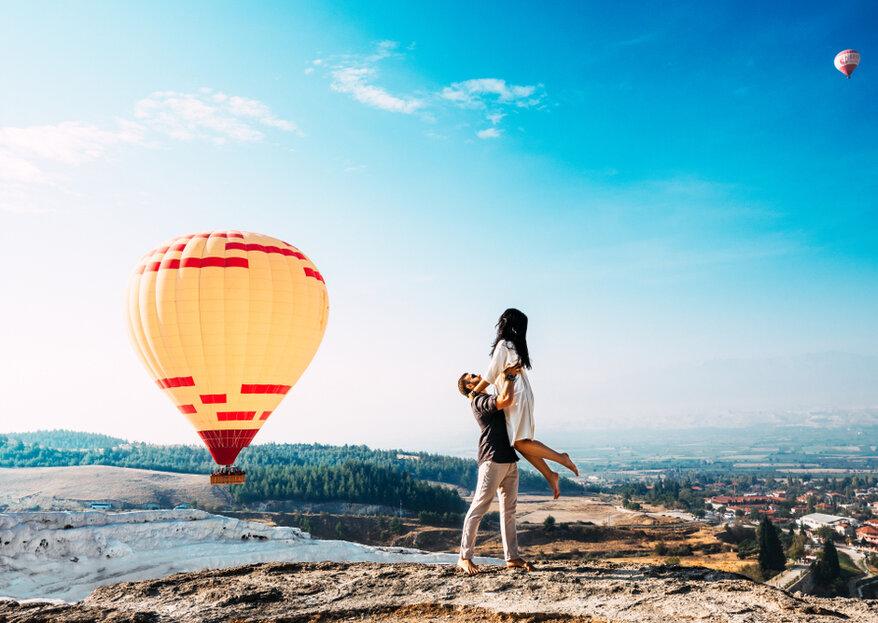 Zankyou Travel : Tentez de gagner 500€ pour vivre le voyage de noces de vos rêves !
