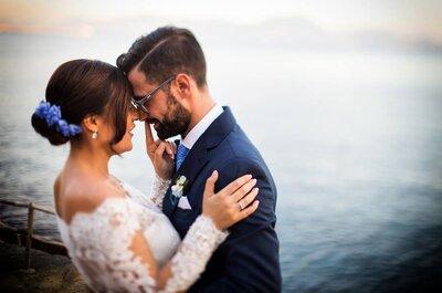 Quando un fotografo di matrimoni convola a nozze: il grande giorno di Daniele e Maria Teresa