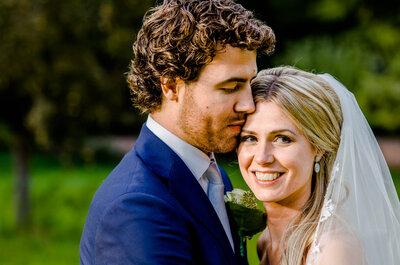 Ontdek deze prachtige real wedding met romantische plekken in Groningen!