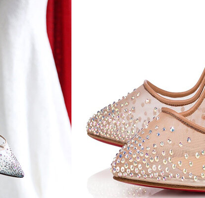 b9bd5e841 Sapatos de noiva Christian Louboutin 2019: o sonho de qualquer mulher  apaixonada por sapatos. Uma escolha TOP!