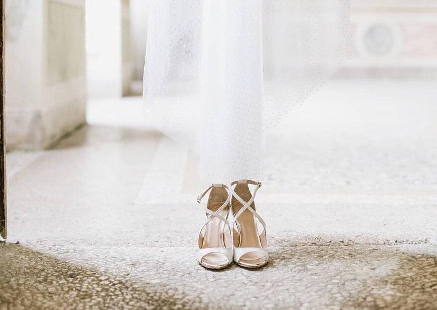 Dove Comprare Scarpe Da Sposa.Come Scegliere Le Scarpe Da Sposa In 5 Semplici Passi