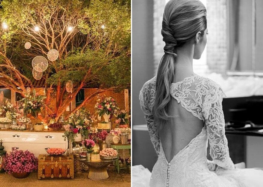 Um casamento de realeza: saiba como ter um verdadeiro conto de fadas!