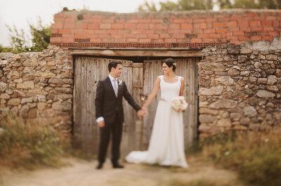 La boda de Joice y Carlos: un día lleno de emociones a flor de piel