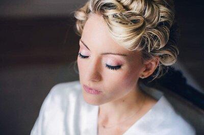 4 tendances maquillage canons pour la mariée en 2017 !