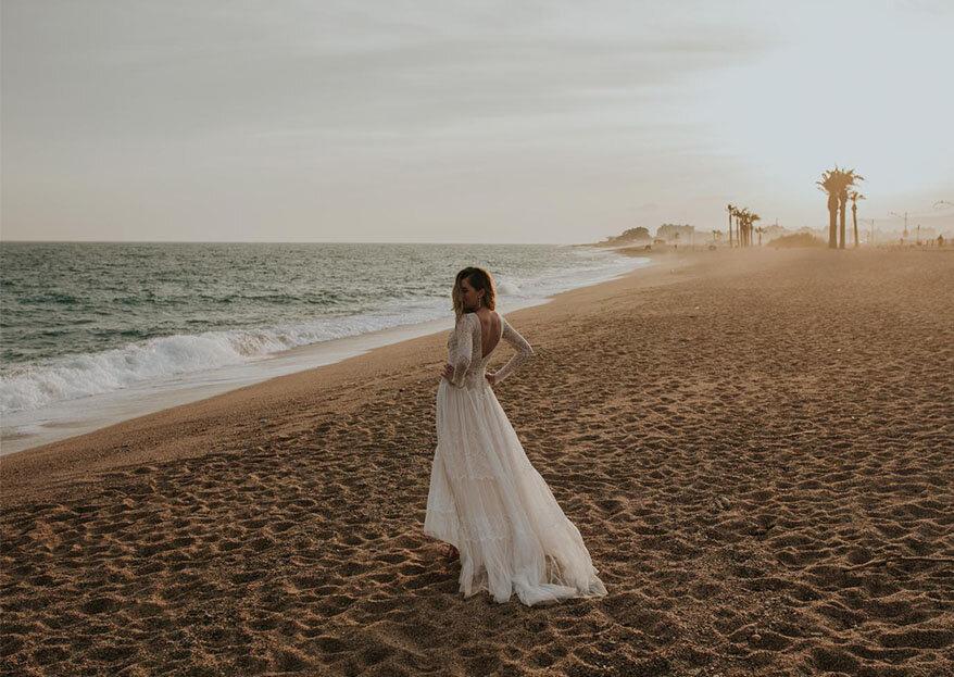 Coco de Riquer encontrará ese vestido de novia con el que siempre soñaste