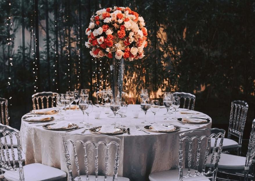 Detalles que harán que tu boda resalte sobre otras: ¡locación, organización, seguridad y belleza!