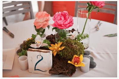 #MartesDeBodas: tendencias en ramos de novia y centros de mesa 2014 según los expertos