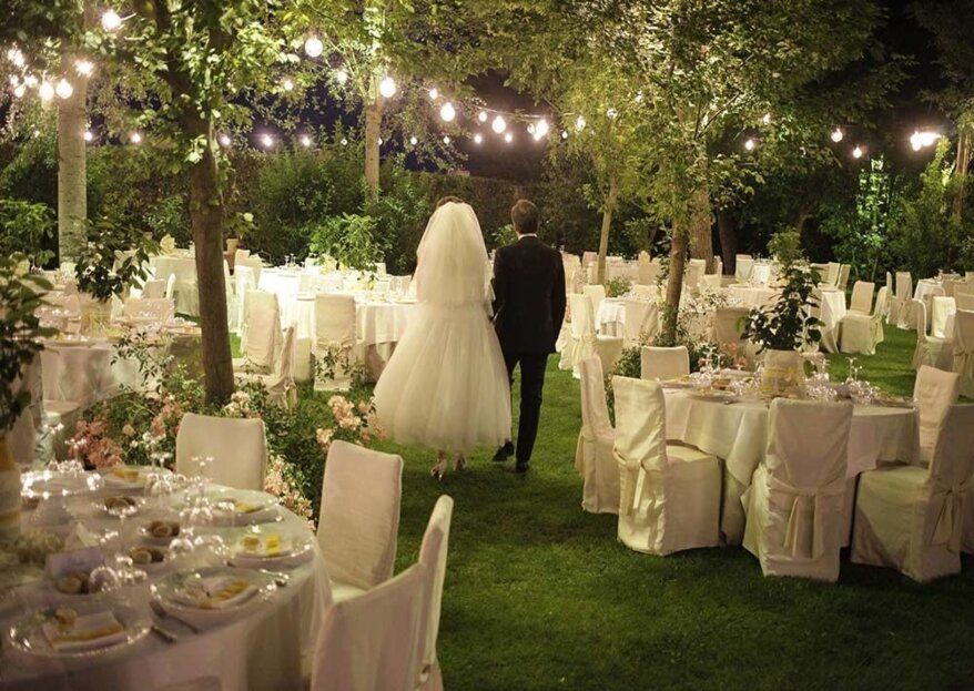 I 4 steps di Party Chic Wedding Planner per l'organizzazione perfetta del vostro matrimonio