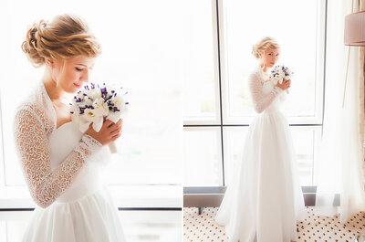 15 Consejos para encontrar tu vestido de novia ideal