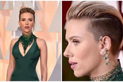 Repasamos los mejores peinados de los Oscars 2015