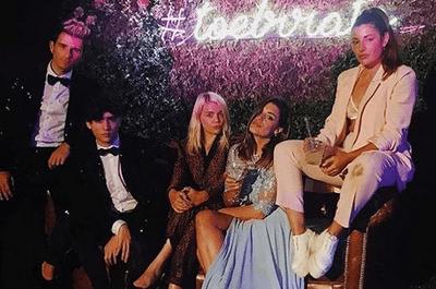 Las invitadas de la boda de Risto Mejide y Laura Escanes: ¡influencers con estilo!