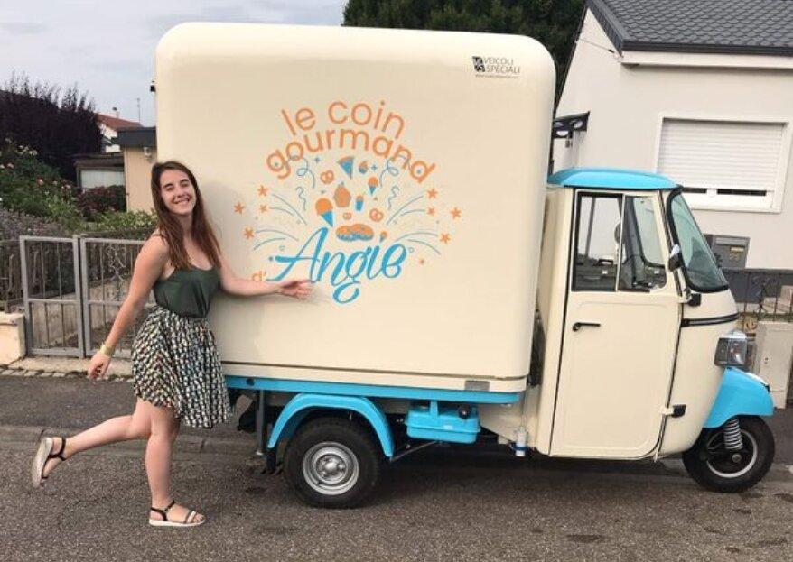 Le Coin Gourmand d'Angie : des glaces artisanales à l'italienne pour votre mariage