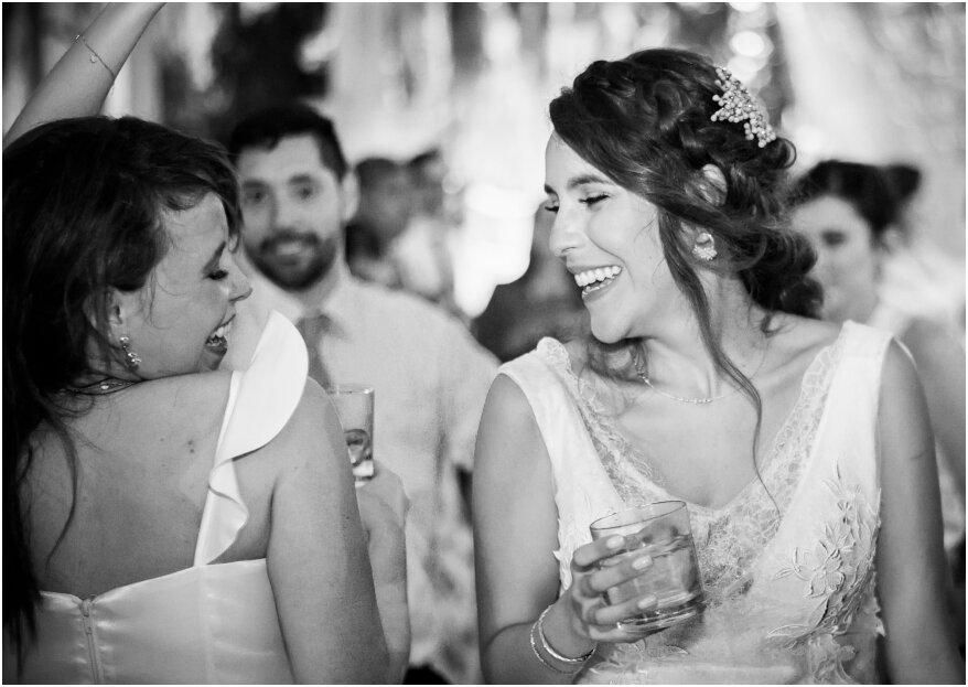 12 frases no tan ciertas que te dirán el día de la boda