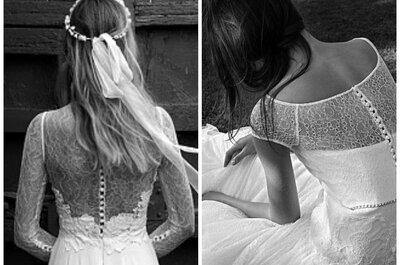 Todo lo necesario para un look de novia maravilloso en La Valbone
