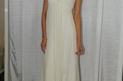 Kolekcja sukien ślubnych Nicole Miller, sezon wiosna 2013