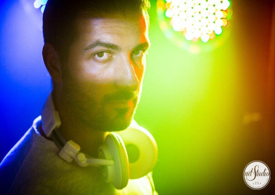 Andrea Paci Dj: la buona musica e il divertimento accompagnano le tue nozze