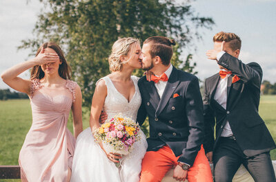 5 wichtige Tipps für den Trauzeugen! Diese Aufgaben warten rund um die Hochzeit