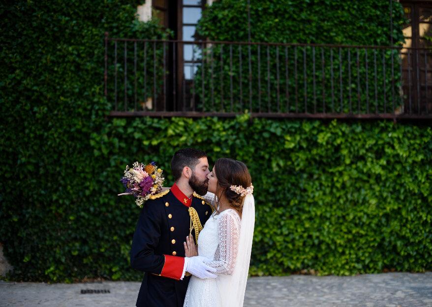 Nuestro día más mágico: la boda de Ana y Sergio