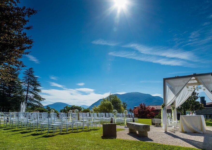 Tenuta Colle Piajo: una location di nozze dal volto umano