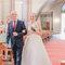 Der Brautvater am Hochzeitstag