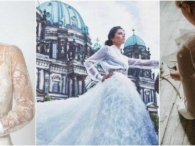 Vestidos de novia con camisa. ¡Siete estilos diferentes que te encantarán!