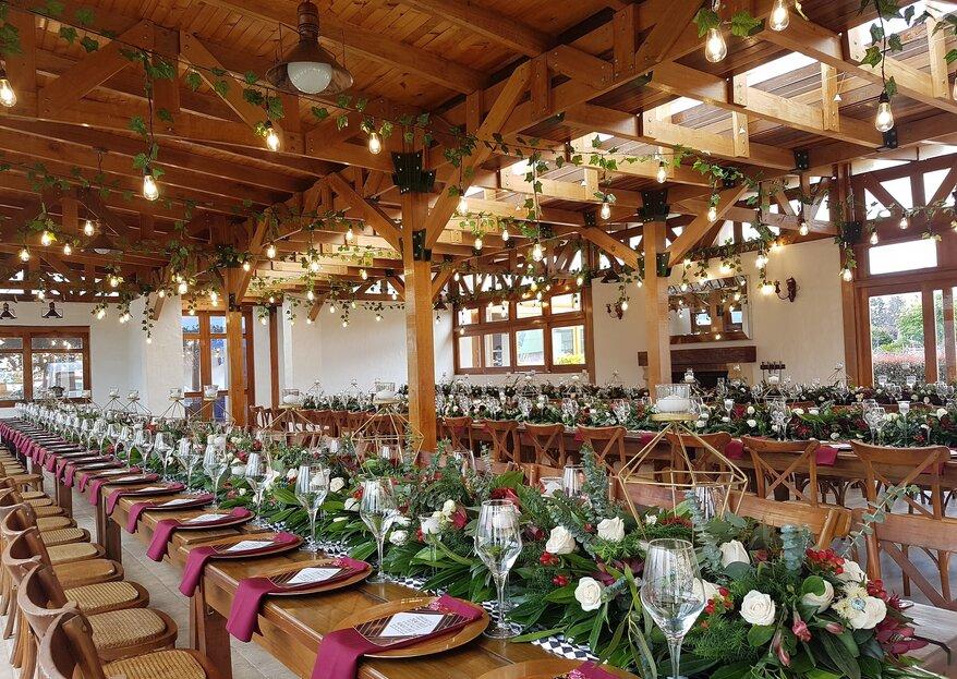 Cinco ideas de Salta la Liebre para una boda con personalidad
