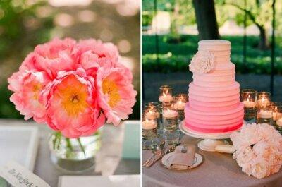 #MartesDeBodas: Todo sobre la tendencia ombré para bodas 2013