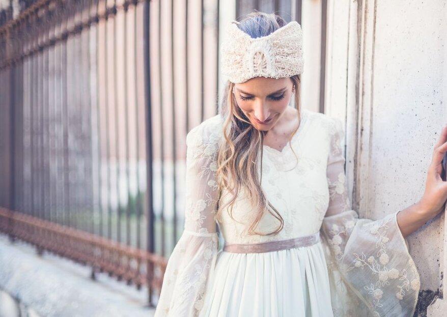 Cómo escoger tu vestido de novia para una ceremonia religiosa