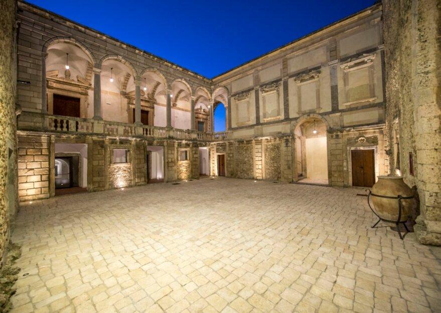 Castello di Roccavaldina: sentitevi come una dama e un cavaliere per il vostro grande giorno