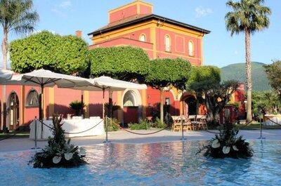 Villa Feanda, tra le ville per matrimoni più eleganti e ricercate