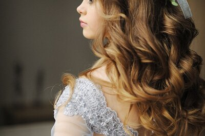 Cinco tendencias en peinados de novia para este invierno. ¿Cuál es tu favorito?