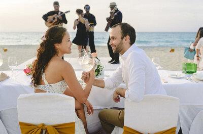 ¡Las mejores bebidas sin alcohol para tu matrimonio! Descubre las ideas más refrescantes