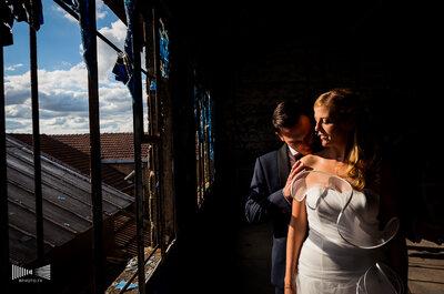 Le mariage somptueux de Marion et Franck dans l'Abbaye de Royaumont